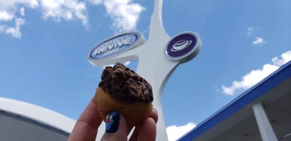 Joffery's Mini Donuts Now Avaiable at Magic Kingdom