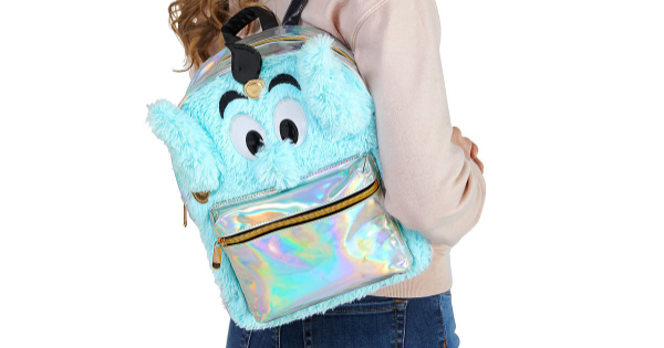 The Genie Fashion Backpack Is A Stylish Wish Granted
