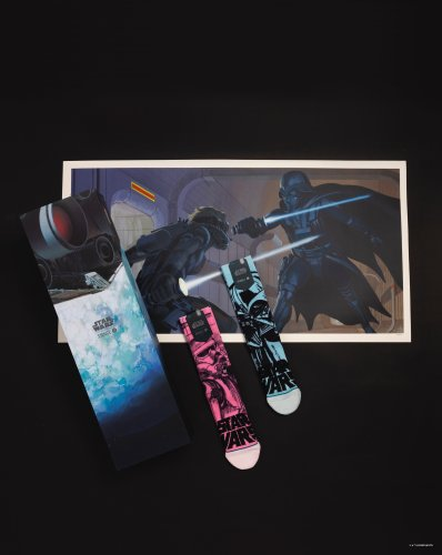 Limited Release Star Wars x Stance Set Featuring Concept Art 1