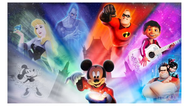 News Coming Live From Disney May 1st at 9:55am