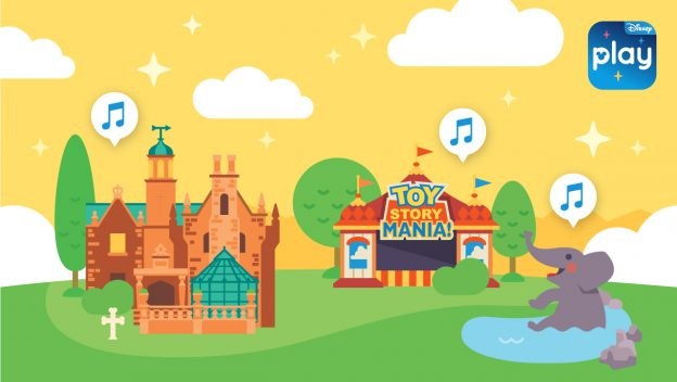 Magic Meets Music in the Play Disney Parks App with Apple Music – Now Available on Android Devices