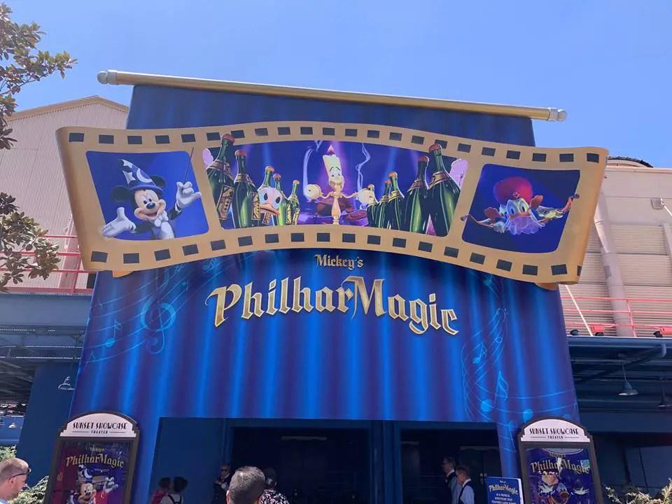 Mickey's PhilharMagic is Open at Disney California Adventure Park!