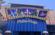 Mickey's PhilharMagic is Open at Disney California Adventure Park!