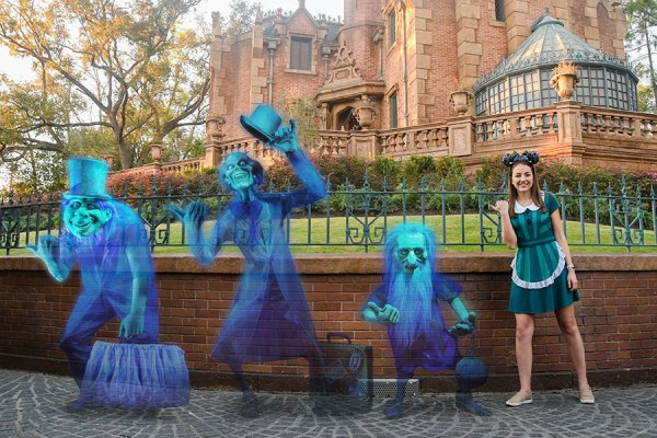Special Experiences At Magic Kingdom Park For One Day Only To Celebrate Walt Disney World Resort's 13th Attraction Photo Location 3