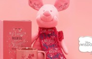 Disney Wisdom Collectible Series for April Starring Piglet