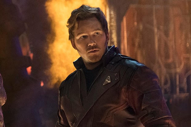 "Chris Pratt Posts ""Very Illegal"" Video From Avengers: Endgame Set"