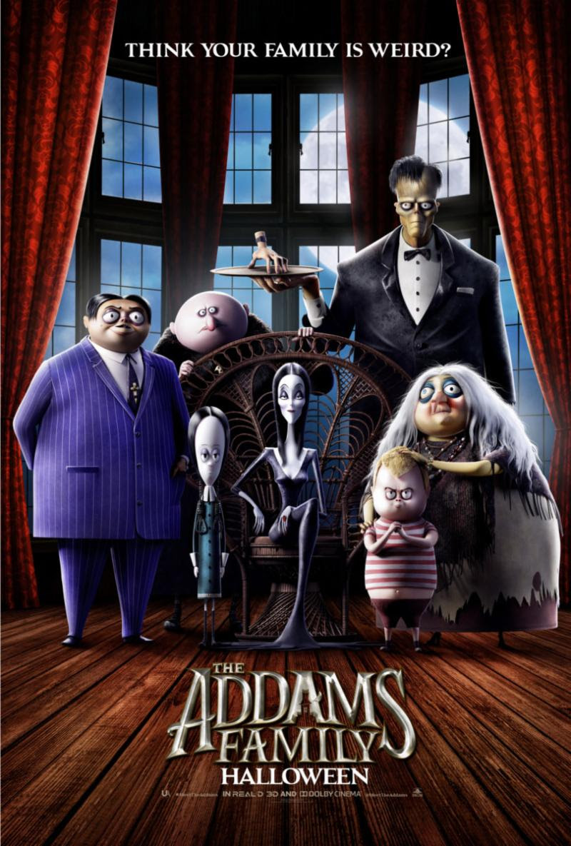 Tim Burton to Helm New 'The Addams Family' Live-Action Series