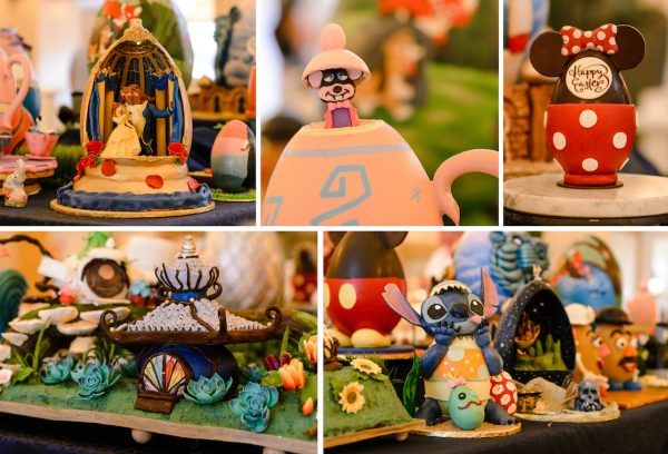 A Closer Look at the Easter Sweets at Walt Disney World for 2019.