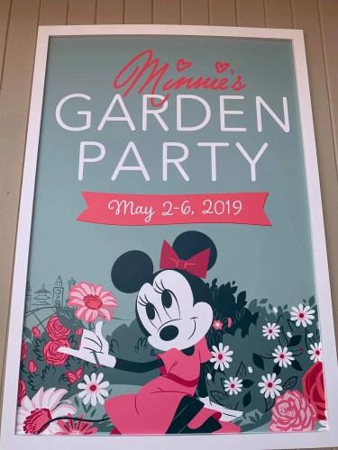 Minnie's New Garden Party Dessert 4