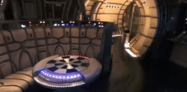 Disneyland's Millennium Falcon: Smugglers Run Video Released