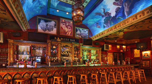 Bourbon Fest all Month Long at House of Blues in Orlando