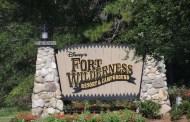 Disney's Fort Wilderness Parking Lot Closed