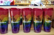 Sparkling New Rainbow Mickey Tumblers At Hollywood Studios