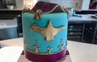 Aladdin Petit Cake from Amorette's Patisserie