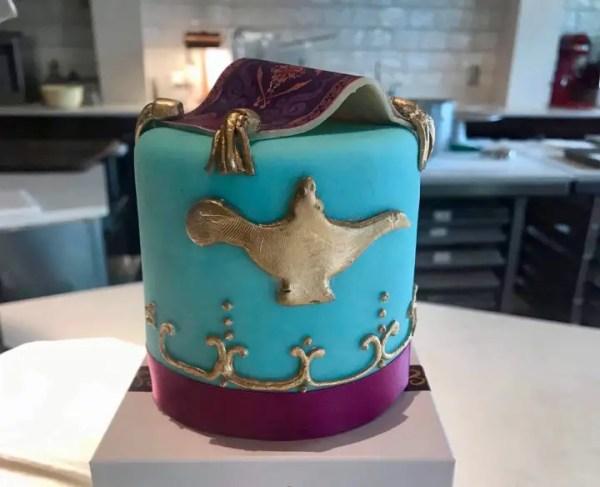 Aladdin Petit Cake