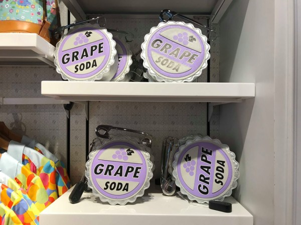 The Grape Soda Badge Purse Is Taking Disney Style UP UP UP! 2