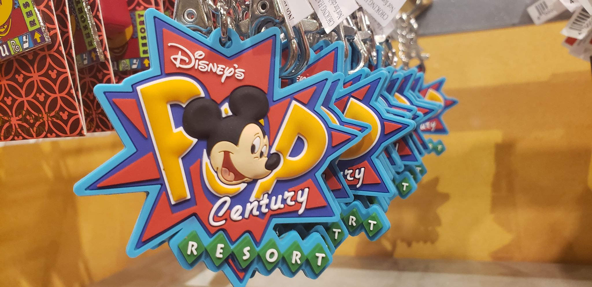 Photos - New Pop Century Merchandise At Everything POP 9
