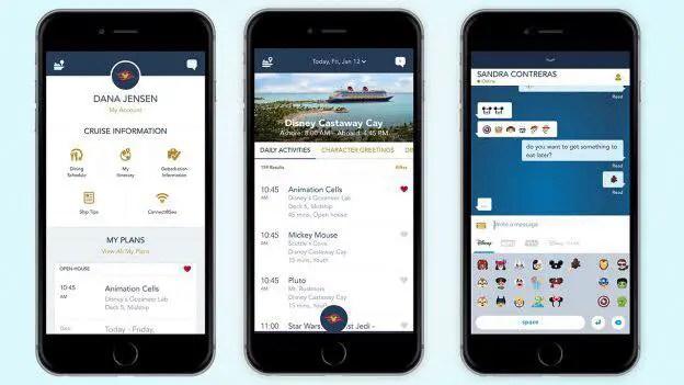 Disney Cruise Line Testing Free iMessage Service