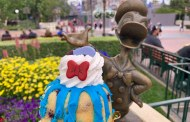 Donald Duck's Lemon Blueberry Bundt Cake available now at Disneyland Park