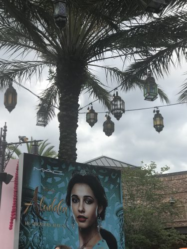 New Aladdin Collection by MAC Cosmetics Arrives at Disney Springs 10
