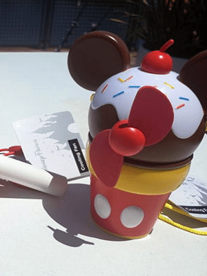 Disney Snack Fans Are A Sweet Way To Stay Cool On A Sunny Day 2