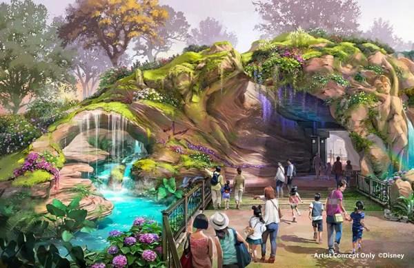 """Tokyo DisneySea """"Fantasy Springs"""" Expansion 5"""