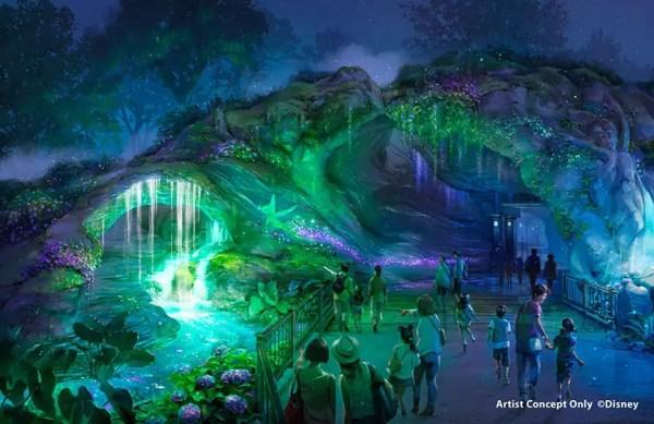 """Tokyo DisneySea """"Fantasy Springs"""" Expansion 4"""