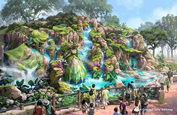 Disney TokyoSea's Fantasy Springs Attraction Update! 1