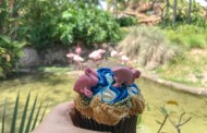 Flamingo Cupcake Makes Debut At Animal Kingdom