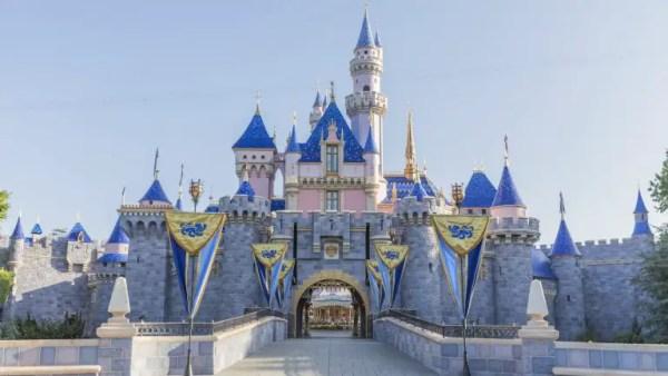 Sleeping Beauty Castle is Now Open at Disneyland 1
