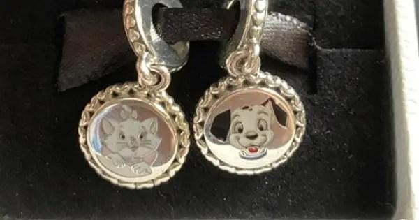 Disney Pets Pandora Charms Are Simply Paw-some