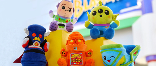 Adorable New Disney Parks Toy Story Wishables Bring The Fun 1