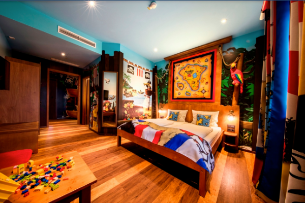 LEGOLAND® Florida Resort Now Taking Reservations for New Pirate Island Hotel Opening in Spring 2020 4