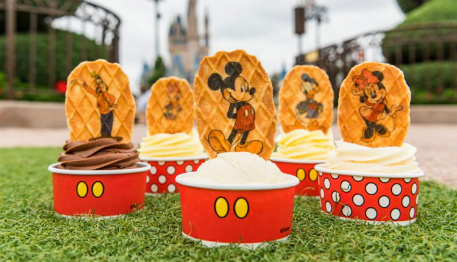 New Treats Coming to Walt Disney World