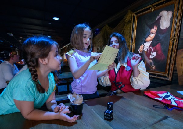 Set Sail With Captain Hook's Pirate Crew at Disney's Beach Club Resort