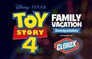 Enter the Toy Story 4 Family Vacation Sweepstakes