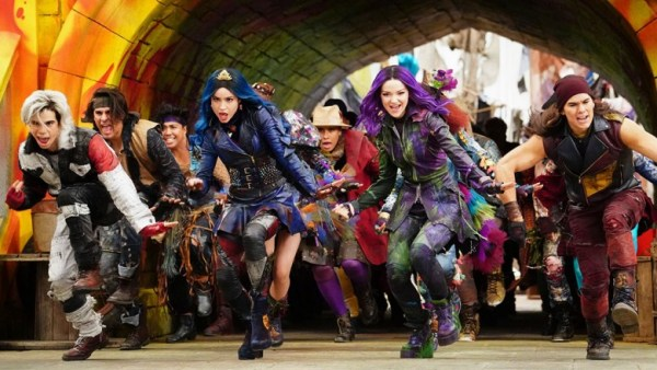 New Descendants 3 Music Video