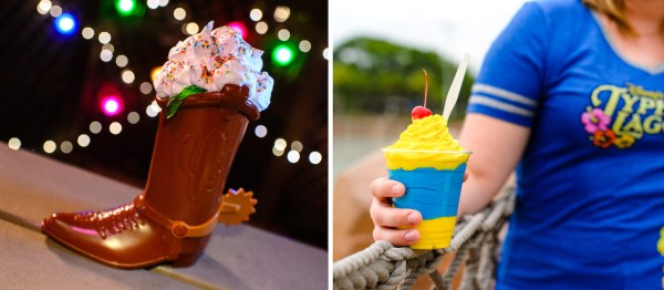 Food and Drinks Galore at H2O Glow Nights 3