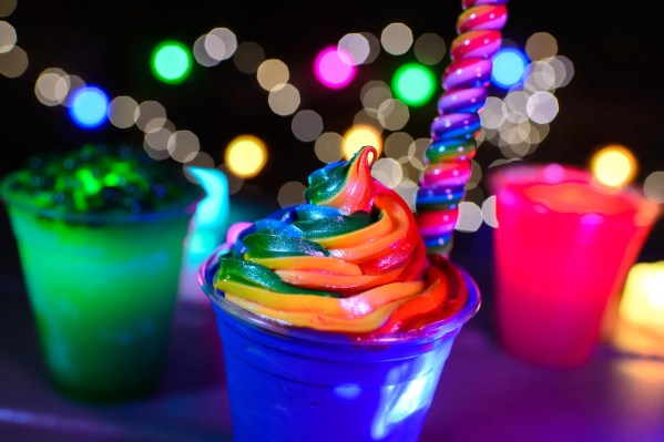 Food and Drinks Galore at H2O Glow Nights 4