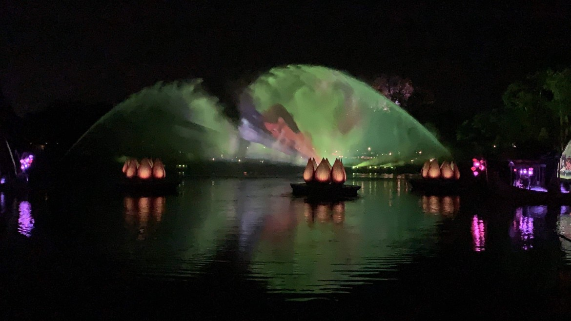Rivers of Light: We Are One Show Debuts at Disney's Animal Kingdom