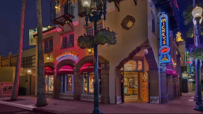 Mickey's Of Hollywood Closing For Refurbishment At Disney's Hollywood Studios