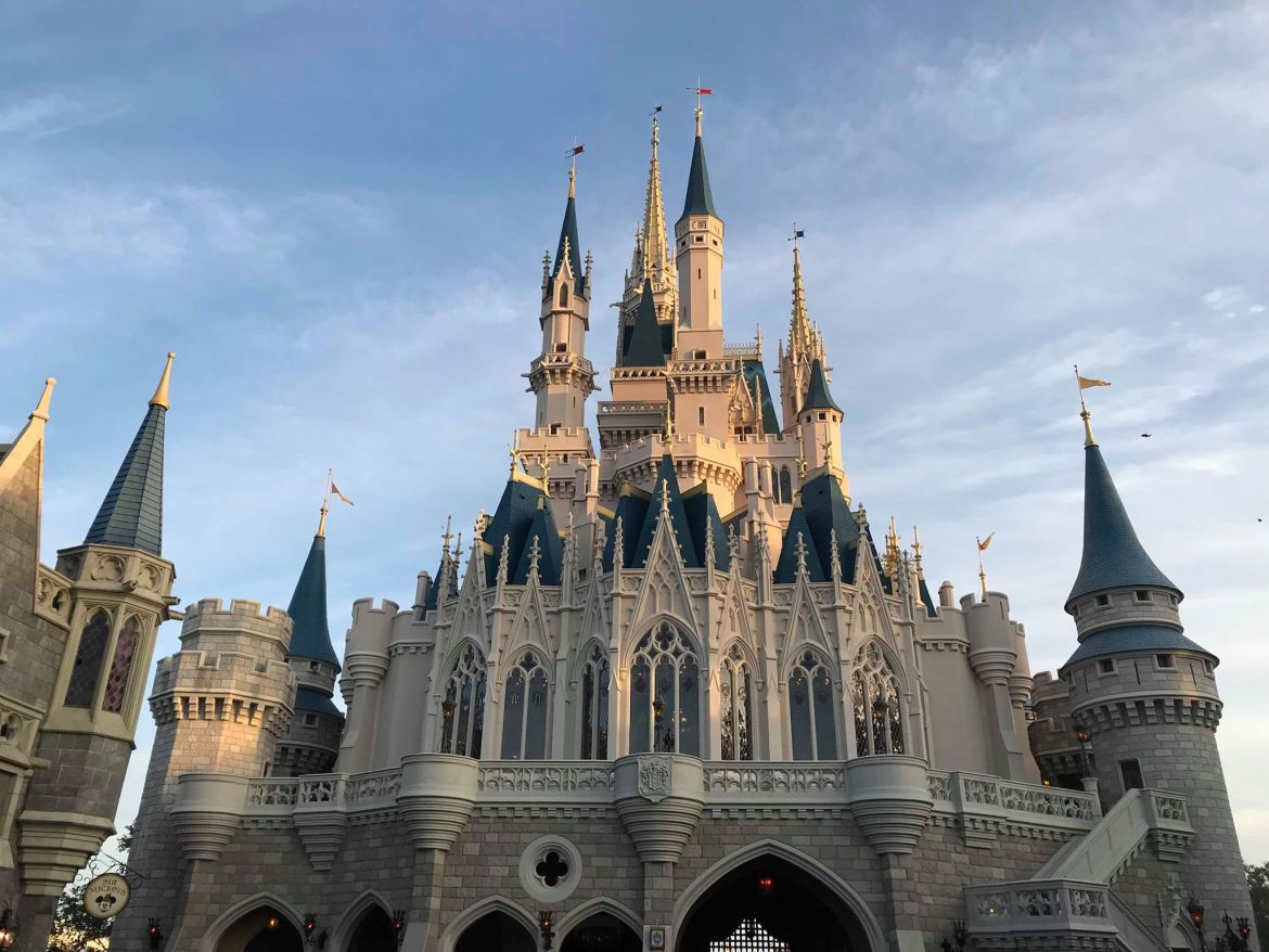 New Report Released Naming the Busiest Theme Parks in the World.