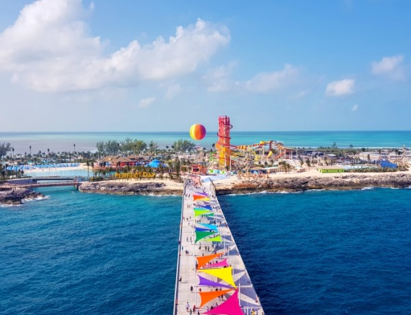 Royal Caribbean Cruise Line's New Private Island Now Open 1