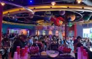 Alien Pizza Planet Restaurant Renovation is Complete at Disneyland!