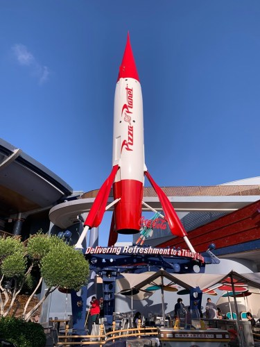 Alien Pizza Planet Renovation is Complete at Disneyland!