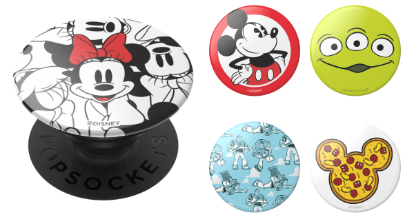 New Disney PopSockets