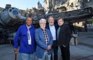 History Was Made as George Lucas, Bob Iger, Harrison Ford, Mark Hamill, and Billy Dee Williams Open Star Wars Galaxy's Edge