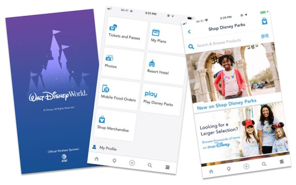 The ShopDisney parks standalone app is being retired 2