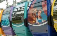 Disney Unwraps The Character Themed Skyliner Gondolas