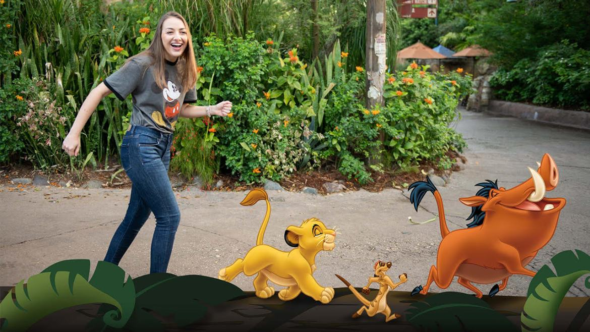 New 'The Lion King' Inspired PhotoPass Opportunities Available at Disney's Animal Kingdom